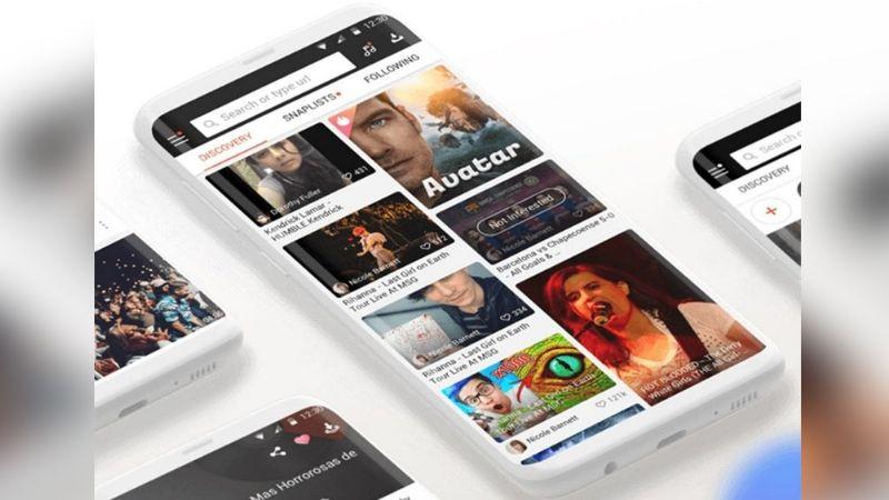 ¿Otra red social? Snaptube brinda más funciones que solo descargar videos
