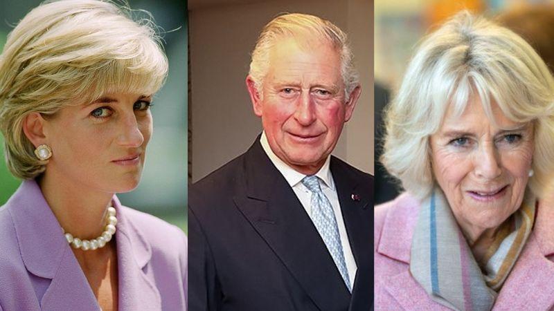 No solo a Lady Di, el Príncipe Carlos también le fue infiel a Camilla Parker