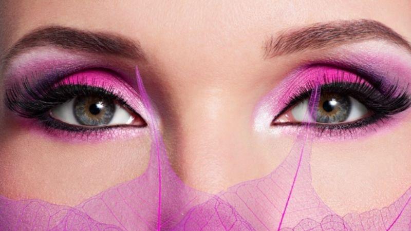 Mirada de primavera: Descubre los colores de la temporada para maquillaje de ojos
