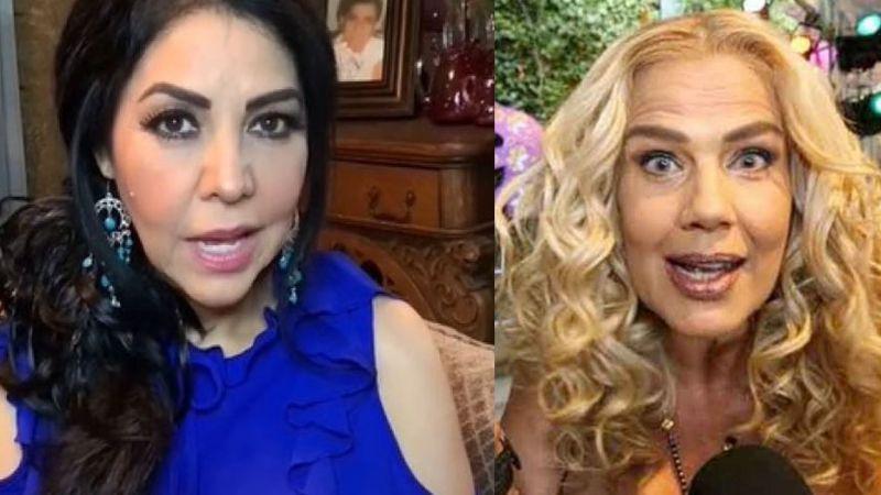 """Niurka estalla contra Lupita Castro por llamarla """"vulgar"""": """"Que vaya y ching.. su ma..."""""""