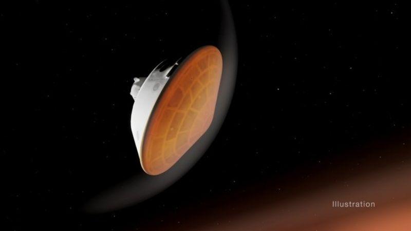 VIDEO: 'Perseverance Rover' llega a Marte; ya tomó la primera foto del planeta rojo