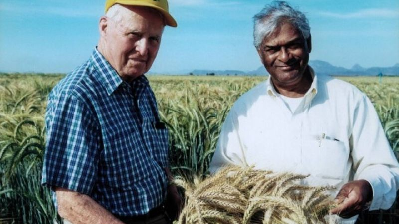 El agro le dice adiós a Sanjaya Rajaram, un icono de la alimentación