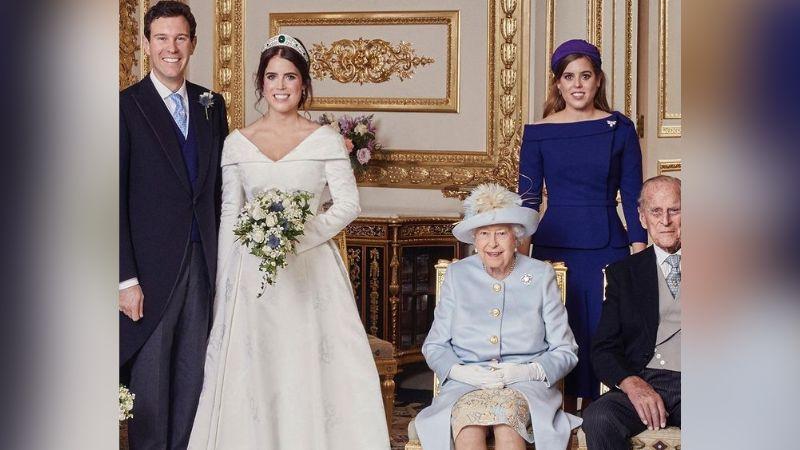 Parto difícil: Nieta de la Reina Isabel II se recupera de su cirugía tras dar a luz
