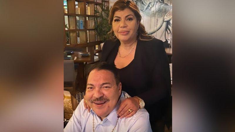 VIDEO: ¡Vivan los novios! Julio Preciado celebra más de 30 años de casado