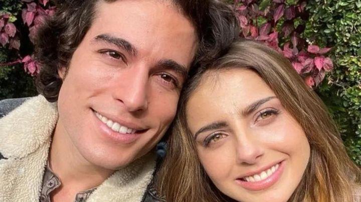 ¿Acabaron mal? Michelle Renaud y Danilo Carrera se despiden de la telenovela que hicieron juntos