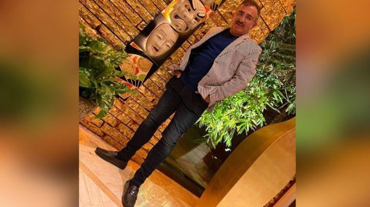"""Vicente Fernández Jr. se vuelve el blanco de críticas por sus """"botas de mujer"""""""