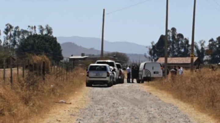 Brutal feminicidio: Abandonan cadáver de una mujer descuartizada en camino de terracería
