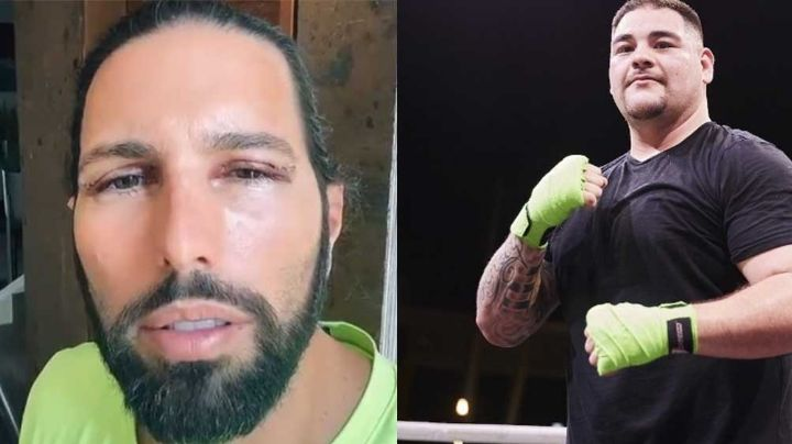 """Tras buscar pelea contra el 'Canelo', Poncho de Nigris reta a Andy Ruiz: """"Te puede matar"""""""