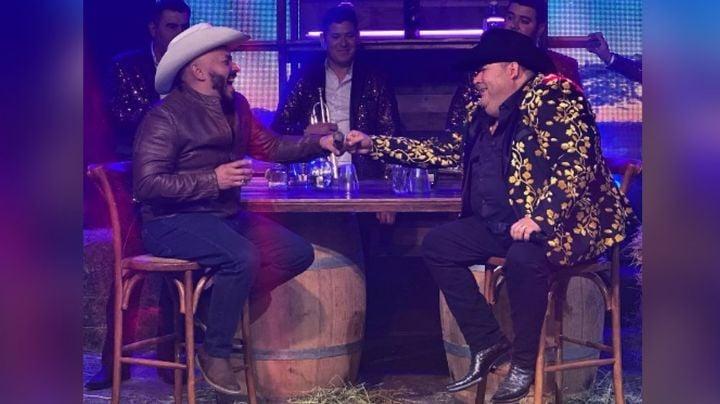 Tras polémica con Jorge Medina, 'El Coyote' prepara dueto con Lupillo Rivera
