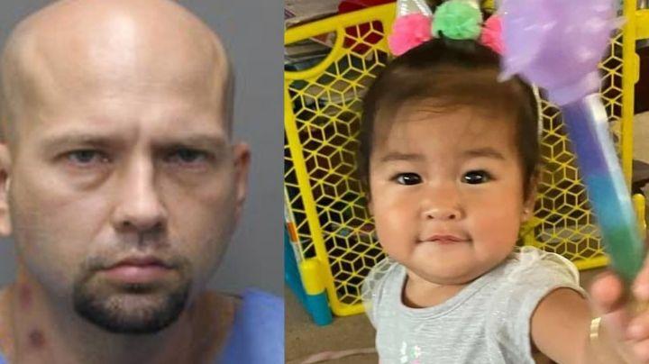 Bebé de 18 meses sufrió un infierno; su padre se drogó, la mató a golpes y tiró su cadáver
