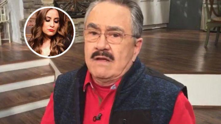 """""""Mamo..."""": Pedro Sola insulta a Linet Puente sin darse cuenta que estaba al aire en 'Ventaneando'"""