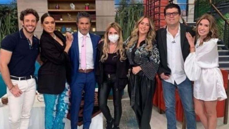 Conductor de 'Hoy' causa pánico en Televisa por esto; servicio médico lo atendió en camerinos