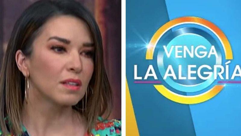 ¿Adiós TV Azteca? Tras pleito en el 'Sin Palabras', Laura G abandona 'Venga la Alegría'