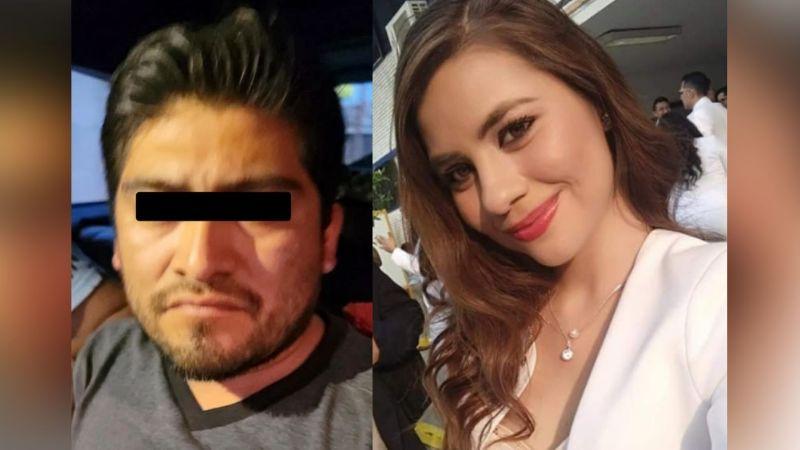 VIDEO: Así se entregó doctor acusado de violar a Mariana, estudiante de medicina asesinada