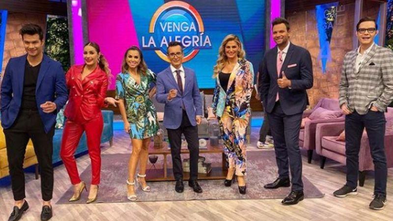 TV Azteca: Conductora de 'Venga la Alegría' estalla y revela todo sobre su esposo 'violento'