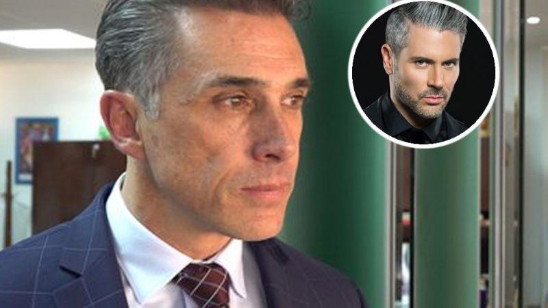 """""""Es delicado"""": Sergio Mayer reacciona así ante la detención del exGaribaldi, Ricardo Crespo"""