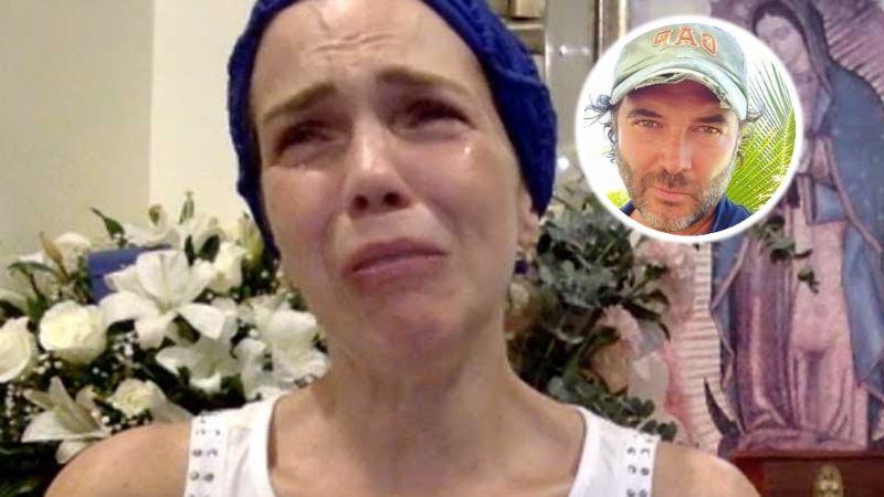 Gaby Crassus recuerda a Rodrigo Mejía a una semana de su muerte y le dedica desgarrador mensaje