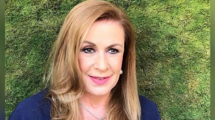 """Laura Zapata exhibe en redes sociales al hombre que la amenaza: """"Pin... vieja"""""""