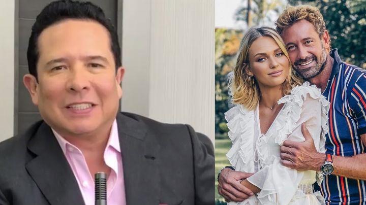 "Gustavo Adolfo asegura que Irina Baeva ""no le quitó"" a Geraldine a Gabriel Soto"