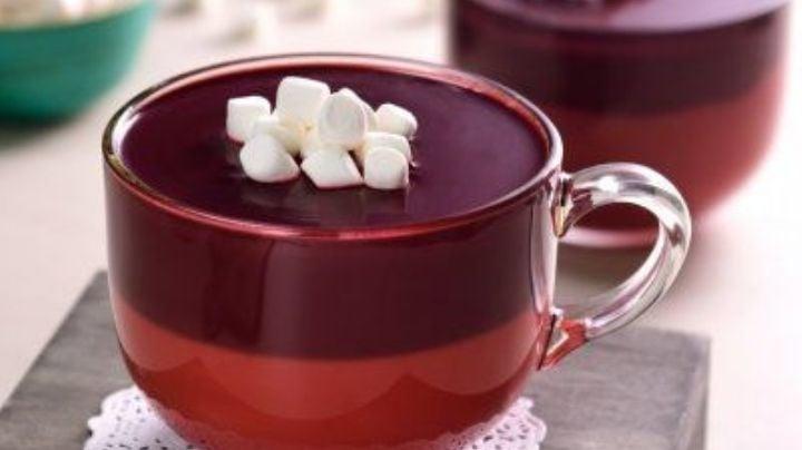 ¡Protégete! Este chocolate 'red velvet' te ayudará a mantener tus noches cálidas