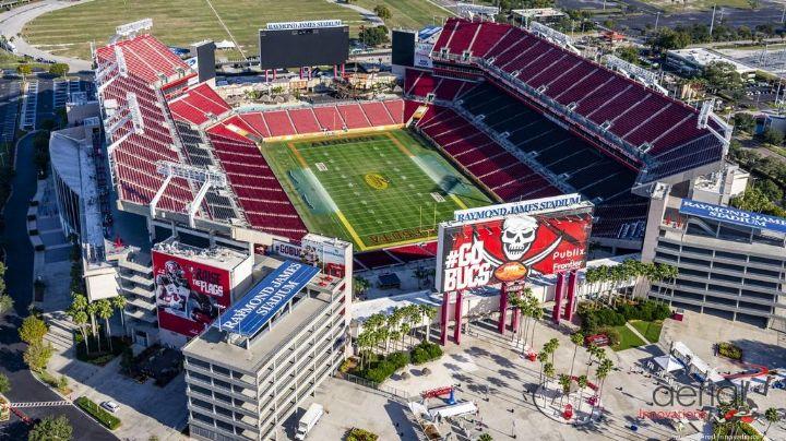 Serán 25 mil; la NFL aumenta acceso a aficionados para el Super Bowl LV