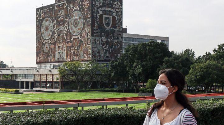 Covid-19 golpea a los estudios: Deserción escolar aumenta un 229% en la UNAM