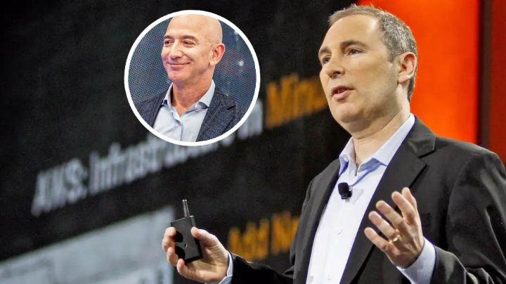 Andy Jassy, el empresario que tomará el lugar de Jeff Bezos como CEO de Amazon