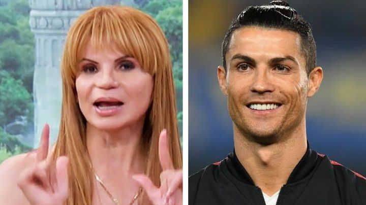 Cristiano Ronaldo tendrá otro hijo y oculta un oscuro secreto, asegura Mhoni Vidente