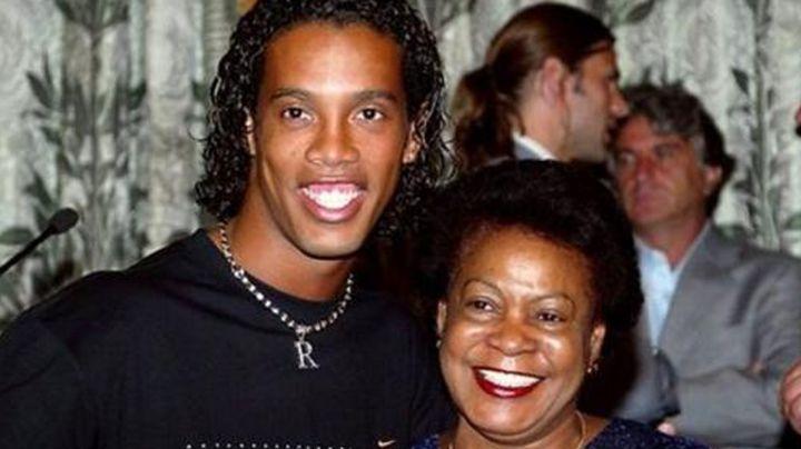 Duro golpe a Ronaldinho: Fallece la madre del astro del futbol a causa de coronavirus