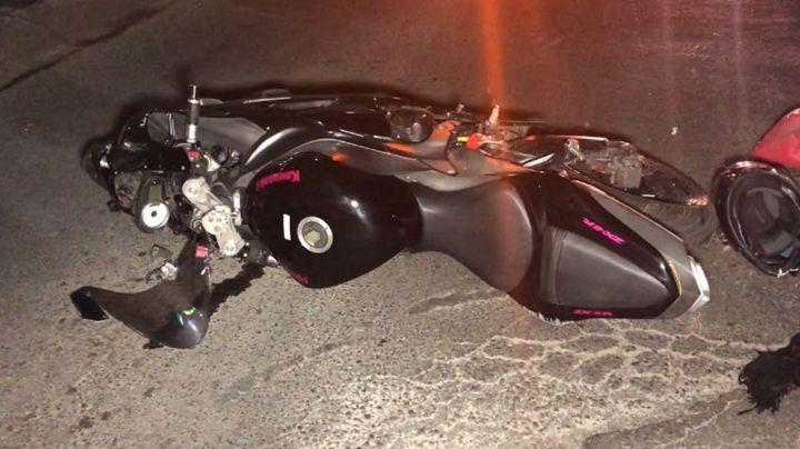 Cajeme: Motociclista es acribillado y asesinado a las afueras del ejido Cuauhtémoc