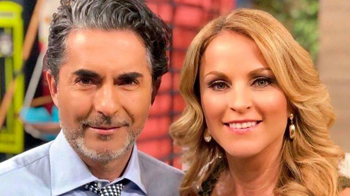 ¡Puro amor! Raúl 'El Negro' Araiza presume a su guapa novia en foto de Instagram