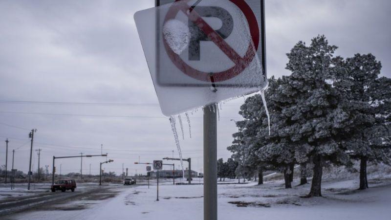 El presidente de EU aprueba declaratoria de desastre para Texas por tormenta invernal