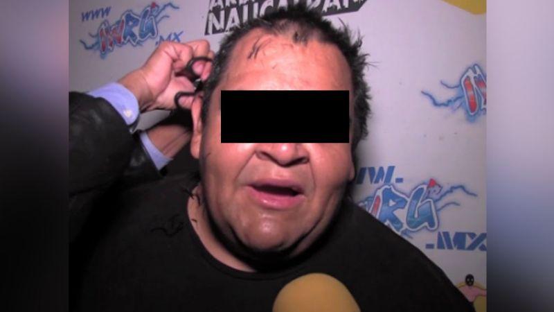 'El Dólar': El luchador que fue detenido por estar ligado a La Unión Tepito