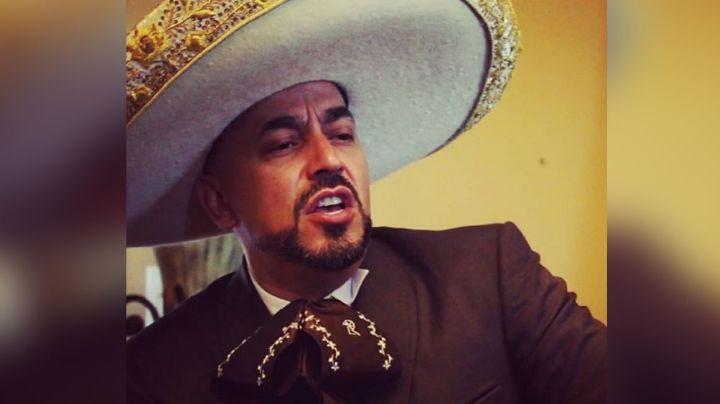 VIDEO: Lupillo Rivera da tremendo susto a los comensales de un restaurante