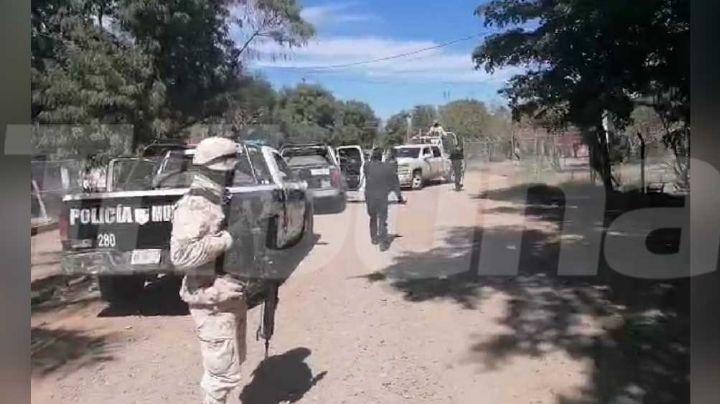 Cajeme: Rafaguean domicilios, ejecutan a 'El Mele' y 'levantan' a joven en Campo 5