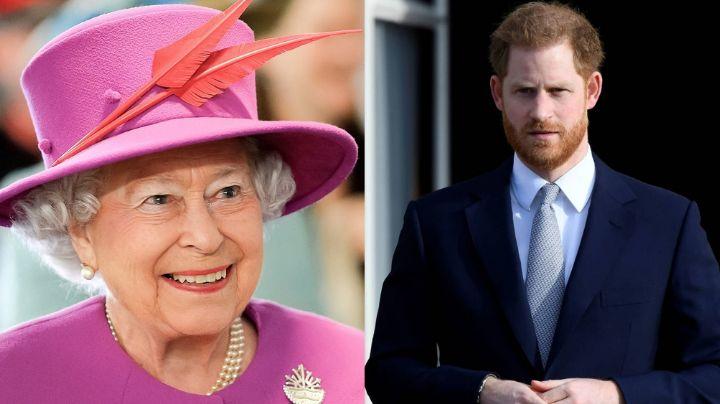 """Tras """"traición"""" a la Reina Isabel II, Príncipe Harry es despedido de importante organización"""