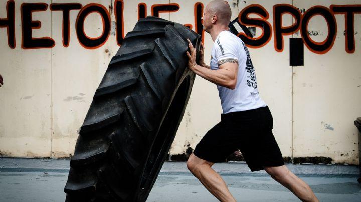 ¡Ten cuidado! Estos son algunos peligros de practicar 'crossfit' como ejercicio recurrente