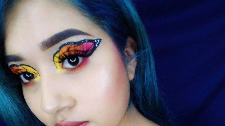 ¡Mirada primaveral! Descubre algunas ideas 'aesthetic' de maquillaje para ojos