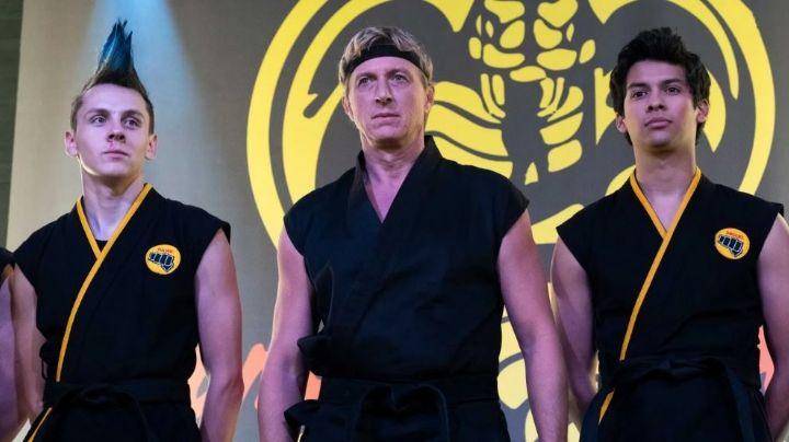 ¡Ataca primero! Descubre algunas impactantes lecciones de vida de 'Cobra Kai'