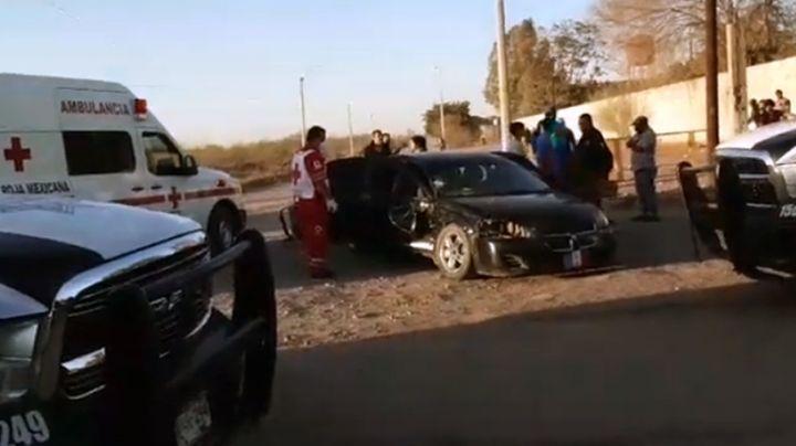 Terror en Ciudad Obregón: Detienen a secuestradores tras persecución y balacera