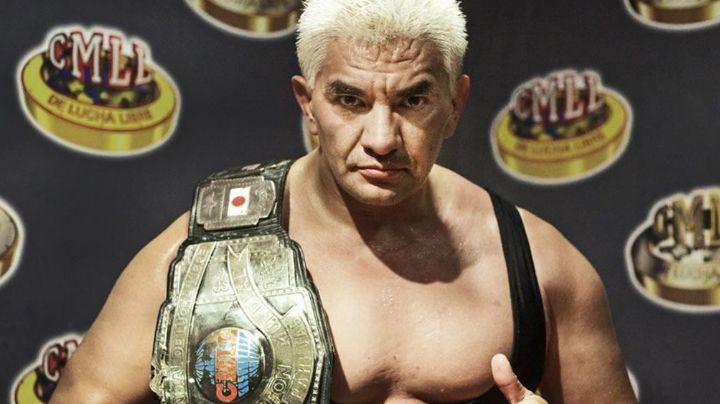 Del ring a las parrillas: A esto se dedica ahora Shocker, el campeón de lucha libre