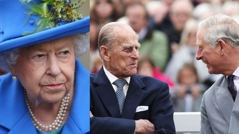 ¿Tragedia para la Reina Isabel II? Captan a Carlos llorar tras visitar al Príncipe Felipe