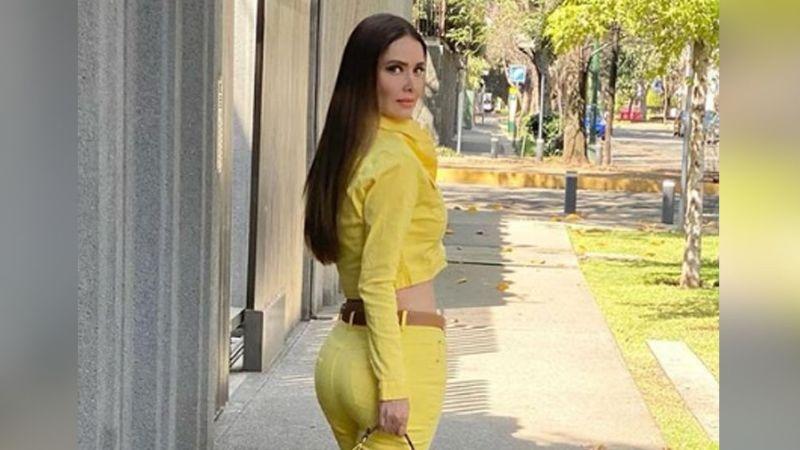 Mientras su ex presume nuevo amor, Marlene Favela luce minicintura en Instagram