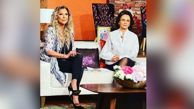 Tras dejar Televisa TV Azteca, conductora relata desgarradora pérdida en 'Venga la Alegría'