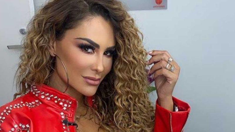 """Ninel Conde se pone su falda más coqueta y la presume en Instagram: """"Señorita"""""""