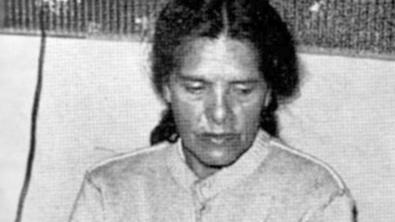 María Trinidad la mujer que asesinó brutalmente a su marido al hartarse de sus maltratos