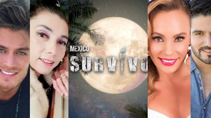 De Televisa a TV Azteca: Estos actores estarían en nueva temporada de 'Survivor México'