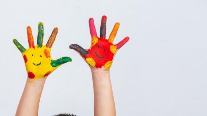 ¡Llegan a pintar el mundo de colores! Conoce quienes son los famosos niños arcoíris