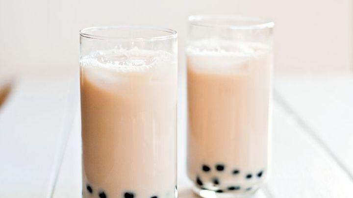¡Un té muy burbujeante! Aprende a preparar un rico 'Boba Milk Tea' en sencillos pasos