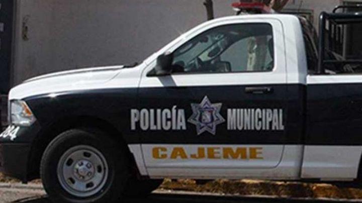 Puñetazos y cabezazos: Carlos golpea a su esposa en Cajeme; atacó porque su hijo llegó sucio